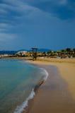 Costa de Palma Imagem de Stock Royalty Free