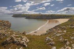 Costa de Pembrokeshire Imagen de archivo