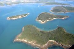 Costa de Queensland, Australia Foto de archivo