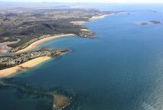 Costa de Queensland, Australia Fotos de archivo
