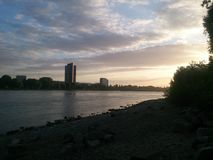 Costa de Rhein fotos de stock