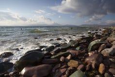 Costa de Rossbeigh Foto de Stock