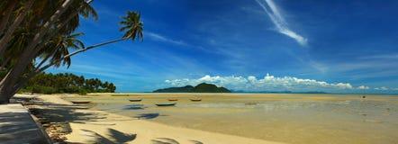 Costa de Samui do Koh Imagens de Stock