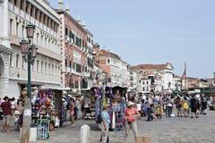 Costa de San Marco en Venecia Imagenes de archivo