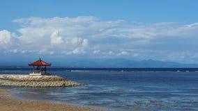 Costa de Sanur Fotos de Stock Royalty Free