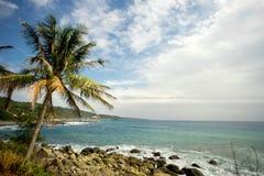 Costa de Taitung foto de archivo libre de regalías