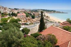 Costa de Tarragona, Spain, foto de stock
