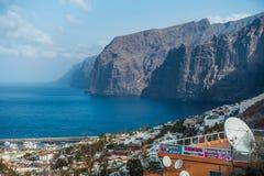 Costa de Tenerife Imagem de Stock