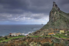 Costa de Tenerife foto de stock royalty free