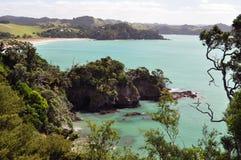 Costa de Tutukaka Imagem de Stock Royalty Free