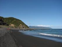 Costa de Wellington. Foto de archivo