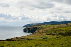 Costa degli altopiani - Scozia Fotografia Stock