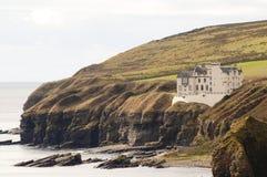 Costa degli altopiani - Scozia Fotografie Stock
