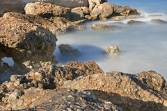 Costa del Azahar, Spain Stock Images