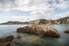 Costa del Balearic Island di Mallorca Fotografia Stock Libera da Diritti