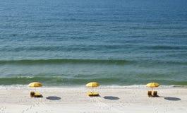 Costa del golfo de la Florida Imagen de archivo