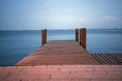Costa del lago Immagine Stock Libera da Diritti