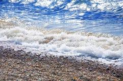 Costa del mar Fotografía de archivo