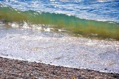 Costa del mar Foto de archivo libre de regalías