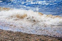Costa del mar Imágenes de archivo libres de regalías