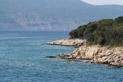 Costa del mar foto de archivo