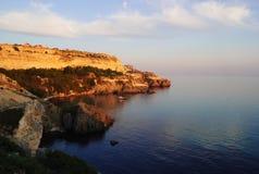 Costa del Mar Negro Imagen de archivo libre de regalías