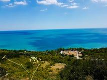 Costa del Mar Negro Fotos de archivo libres de regalías