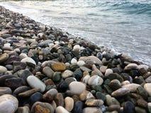 Costa del mare Fotografia Stock Libera da Diritti