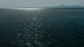 Costa del mare in un giorno soleggiato di estate Immagine Stock
