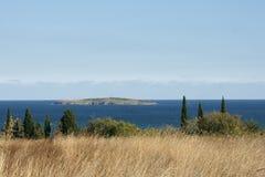 Costa del otoño - 10 Imagen de archivo