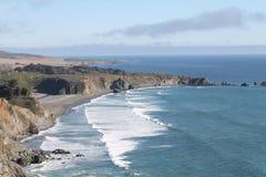 Costa del Pacífico Fotos de archivo