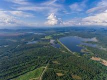 Costa del río Imagen de archivo libre de regalías