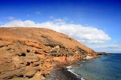 Costa Del Silencio, Tenerife Immagini Stock