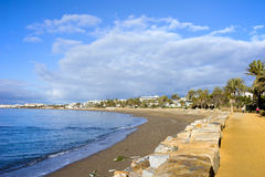 Costa del Sol Royalty Free Stock Photography