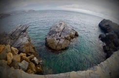 Costa del Sol,西班牙 免版税库存图片