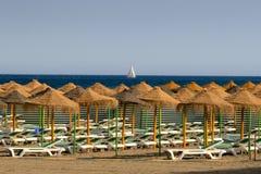Costa del Sol 免版税图库摄影