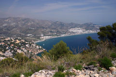 Costa del Sol, Andalucia, Spai Royalty Free Stock Photography