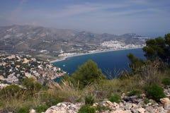 Costa del Sol, Andalucia, Spai Fotografia de Stock Royalty Free