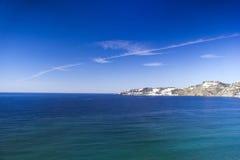 Costa del Sol in Andalusia, Spain Stock Image