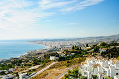 Costa del Sol, Andalusia, Spain Stock Photography