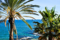 Costa Del Sol, Andalusia, Spain Royalty Free Stock Photo