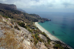 Costa Del Sol, Andalusien Stockfotografie