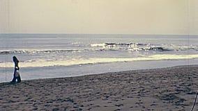 Costa del Sol de l'Andalousie en 1970 s banque de vidéos