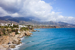Costa del Sol in Spain Stock Photography