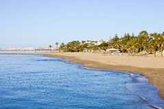 Costa del Sol in Spain Royalty Free Stock Images