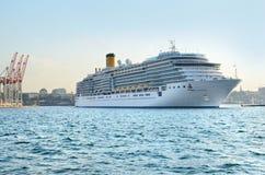 Costa Deliziosa ship Royalty Free Stock Photography