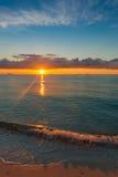 Costa dell'America Fotografie Stock
