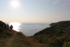 Costa della Danimarca, Europa fotografia stock