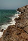 Costa dello Spagnolo di Costa Daurada Immagini Stock