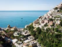 Costa di Amalfi Immagini Stock Libere da Diritti